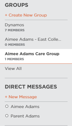 Groups Direct Messages options web chat 2.png