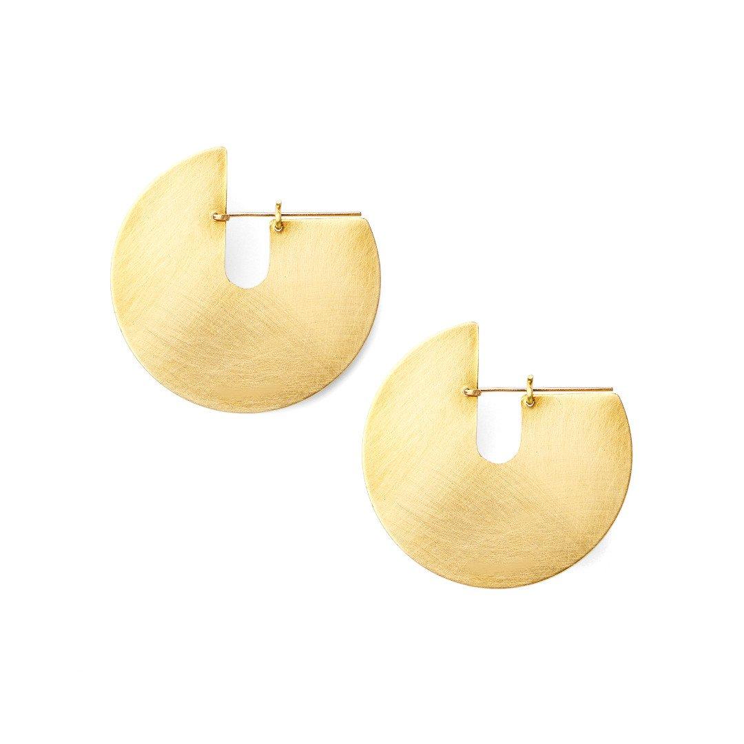Ahnka Earrings by Fay Andrada