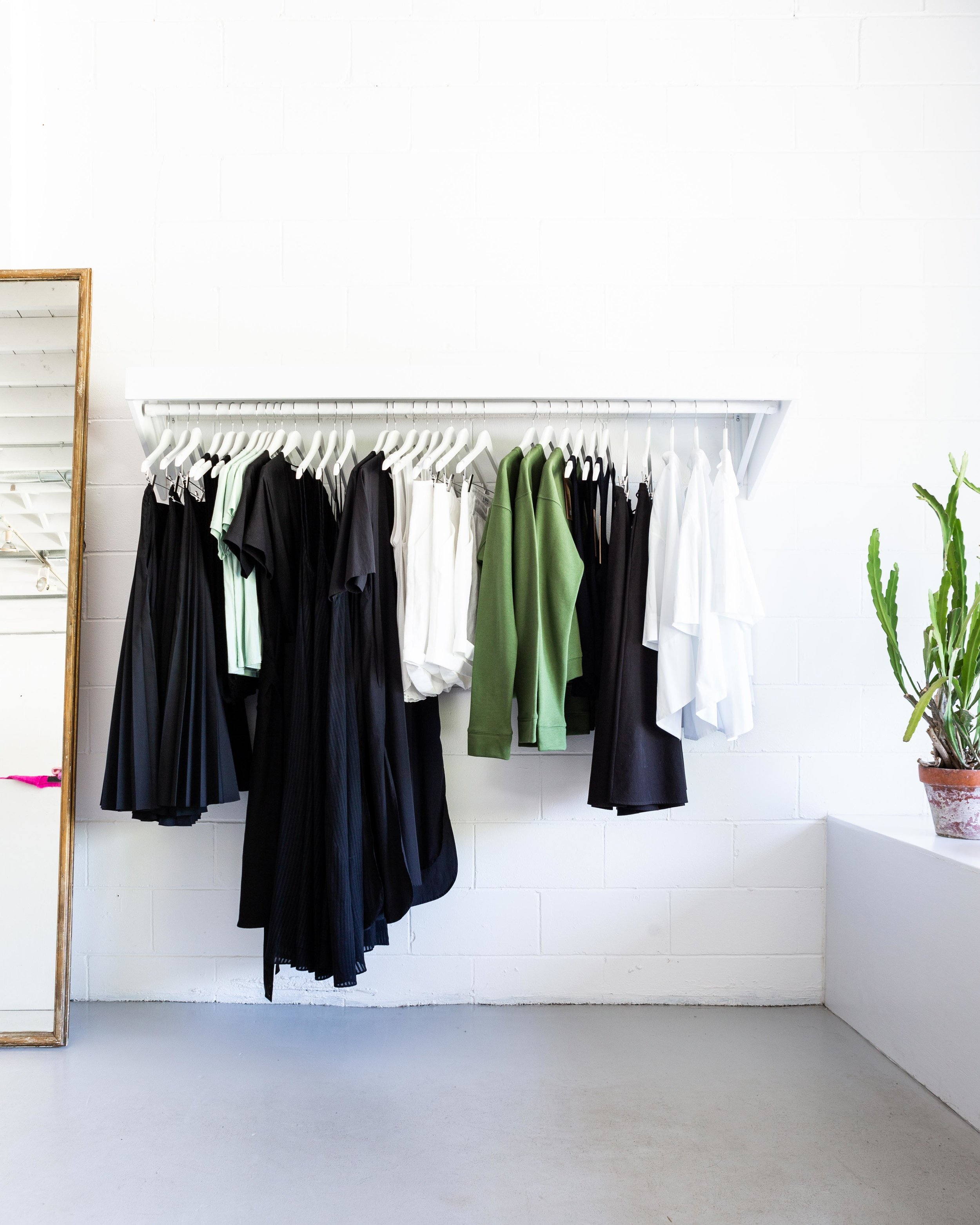 """""""We are always picking up new vendors, and we have long relationships with others,"""" Prewitt says. """"But the needs of the customer also shape the changes to the collection, so if they are looking for a beautiful sweater, we ask, 'Who is making a beautiful sweater?'"""""""