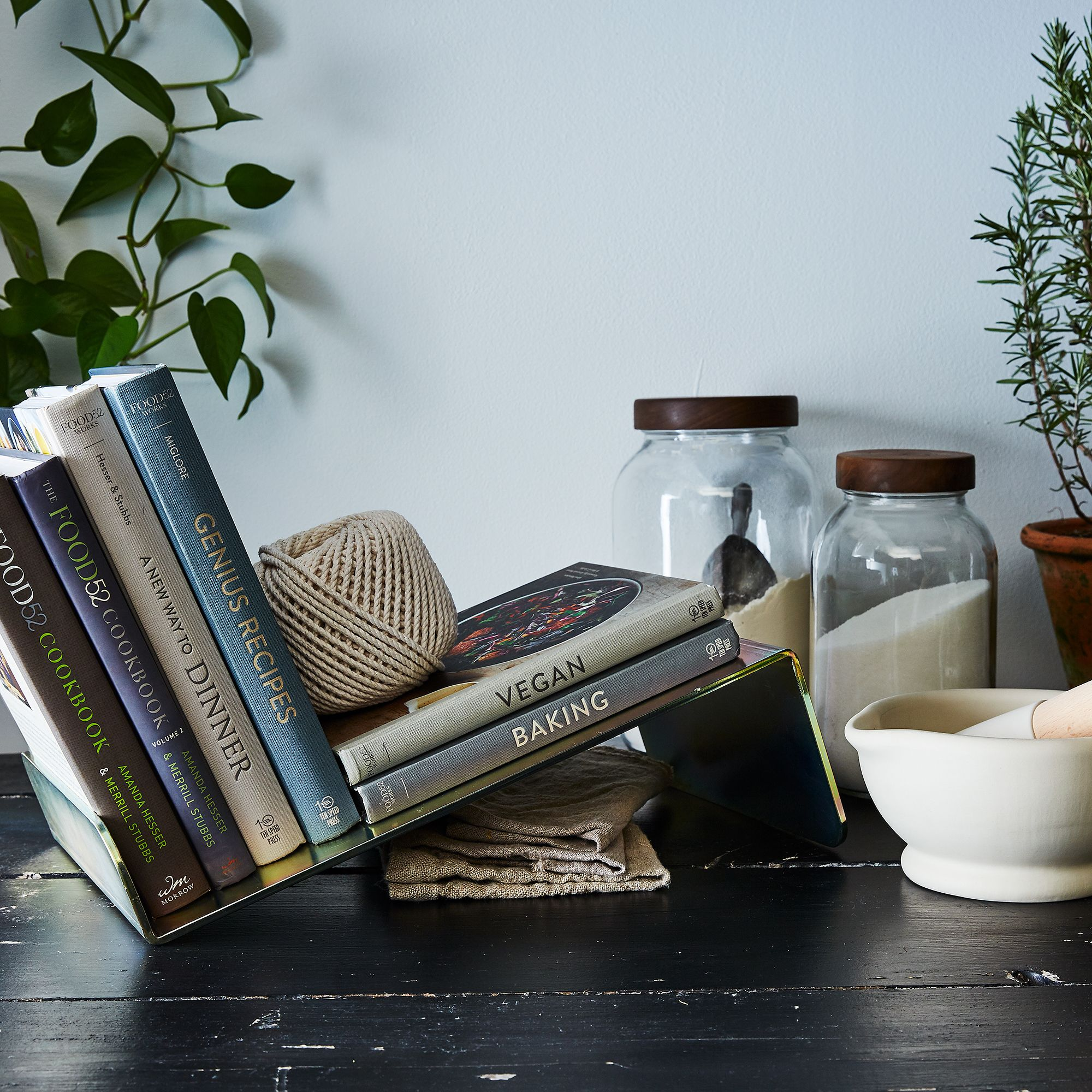 Book Display Shelf by Base Modern $150