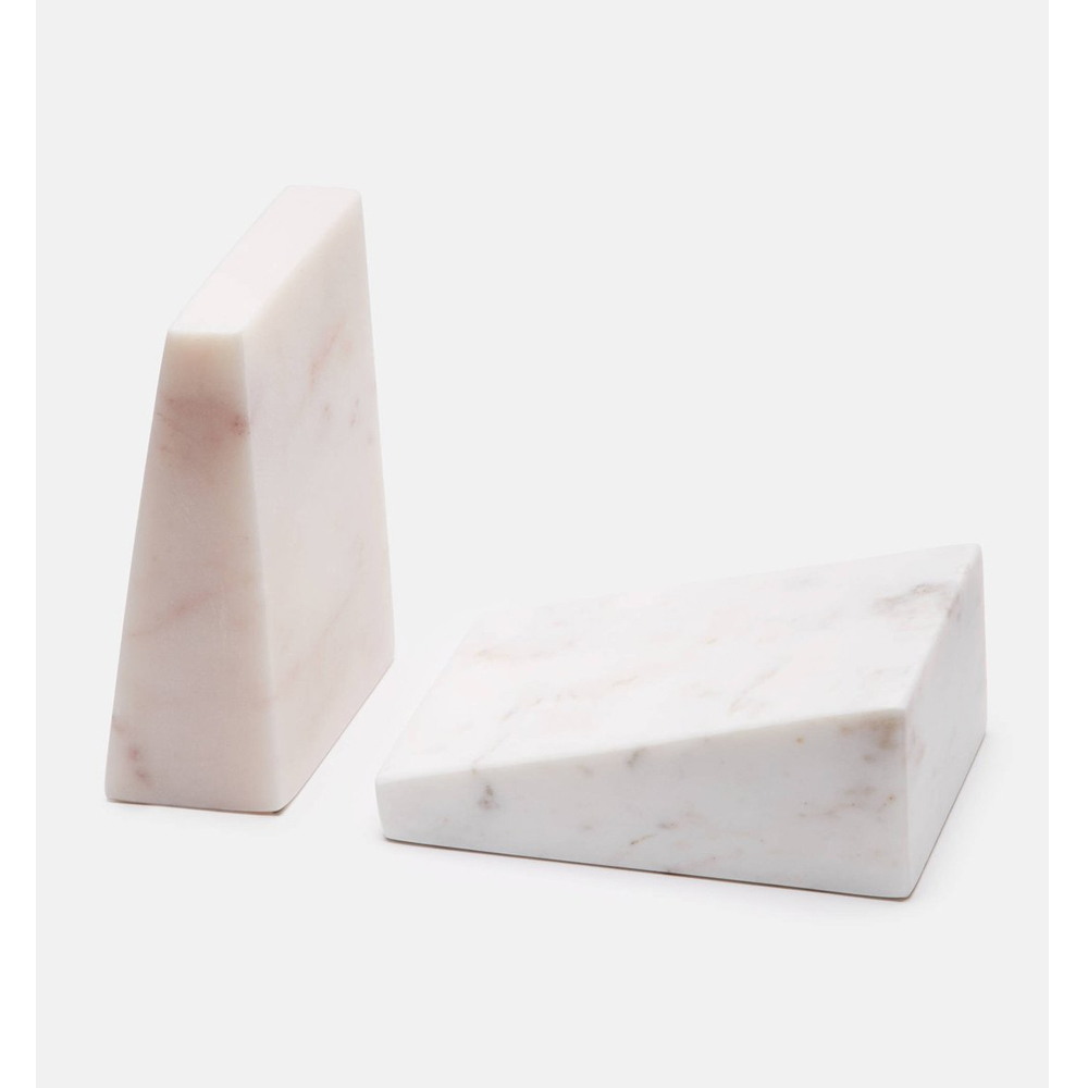 Tenfold New York Marble Bookend Set $84