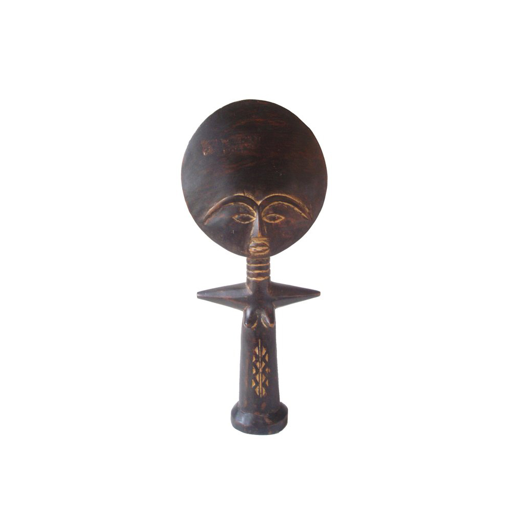 Large African Fertility Doll $64.80