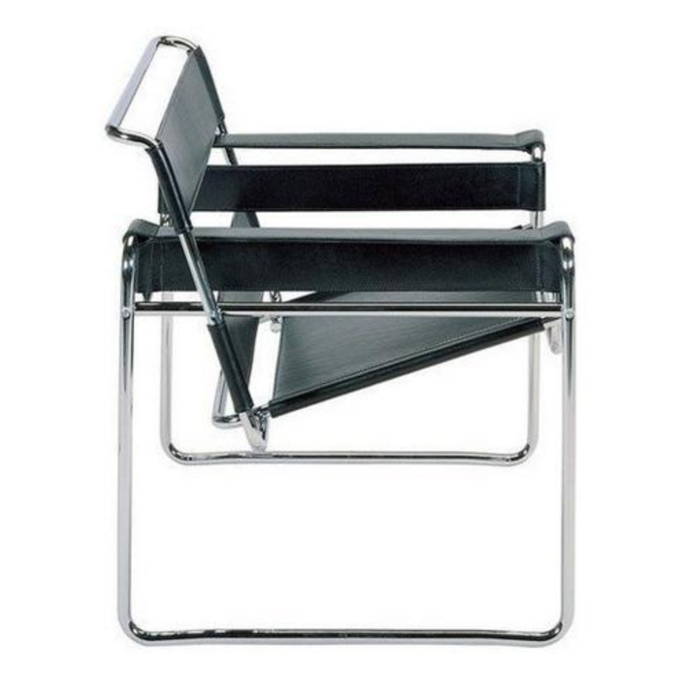 Reproduction MARCEL BREUER WASSILY CHAIR $1032