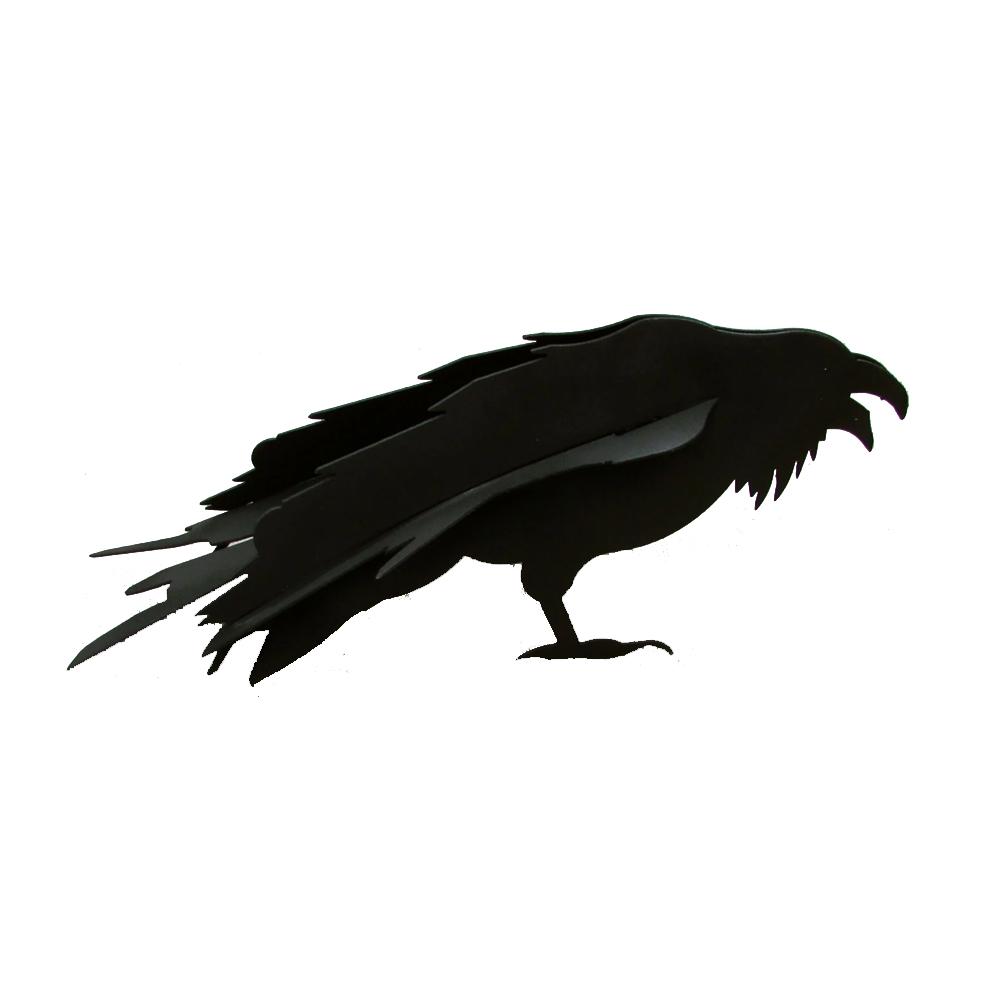 Raven Sculpture $79