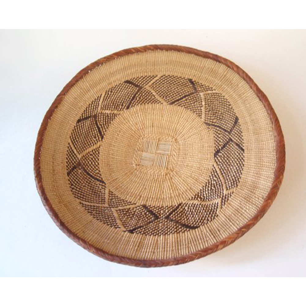Woven Wall Hanging Basket $82