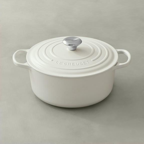 Le Creuset Signature Cast-Iron Matte Round Dutch Oven