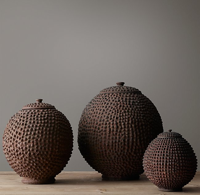 AFRICAN LOBI POT COLLECTION from $195