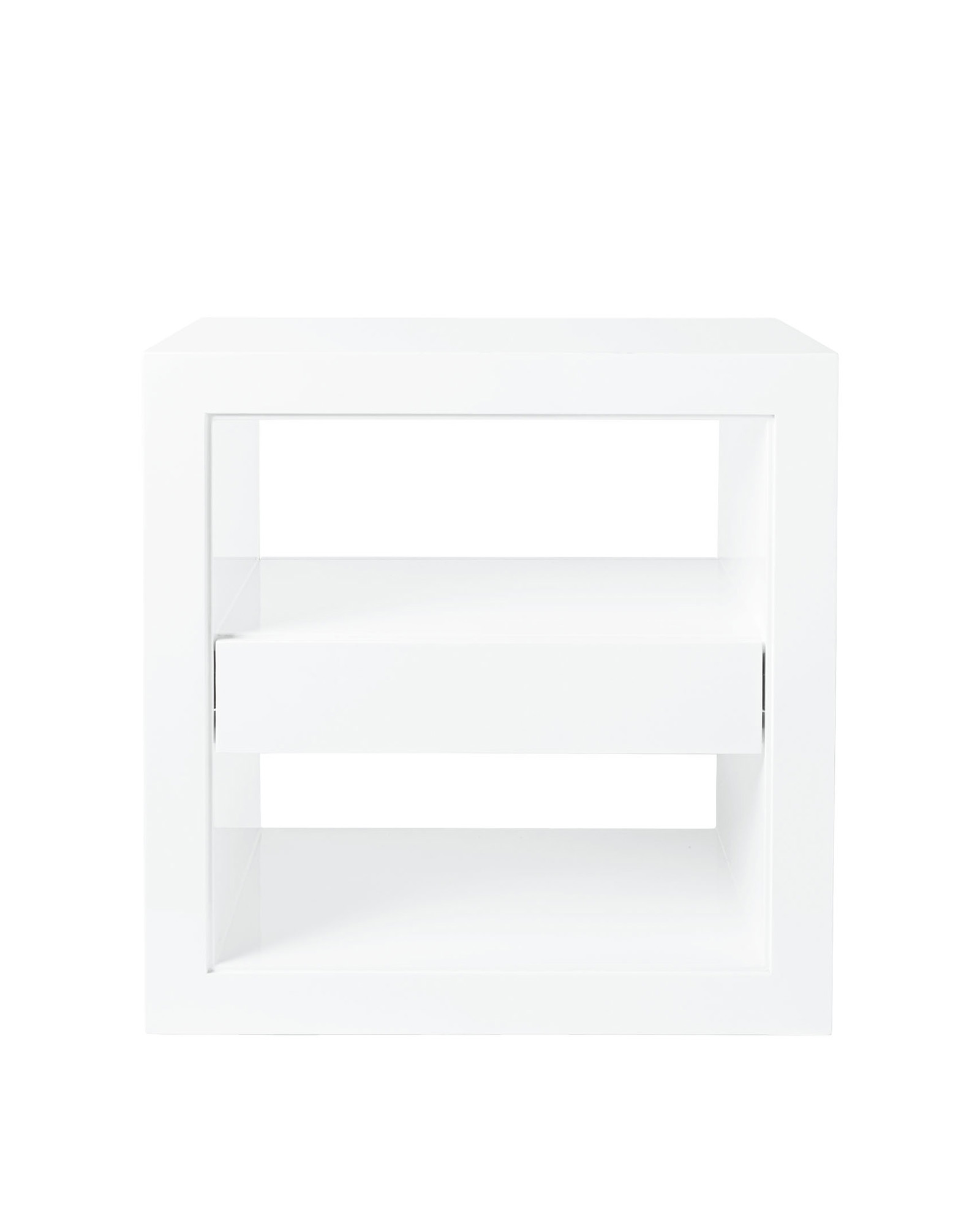 Atelier Side Table With Drawer $598