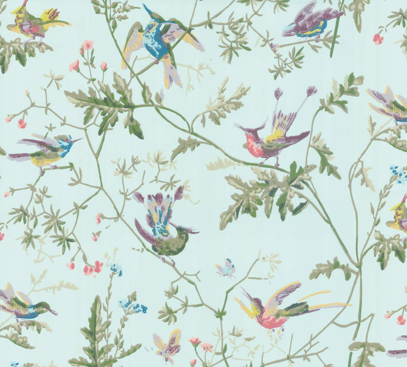 Hummingbirds by Cole & Son