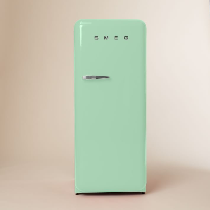 SMEG, Refrigerator, Pastel Green $1999