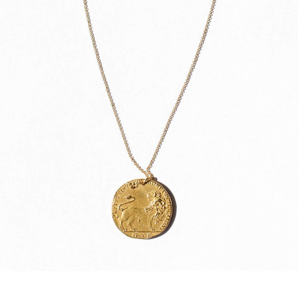 Alighieri  Il Leone Necklace $284