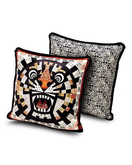 "Missoni Home Oroscopo Pillow, 16""Sq. $315"