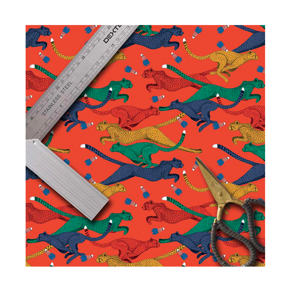 At the dawn of Savannah wrapping paper 4,17€