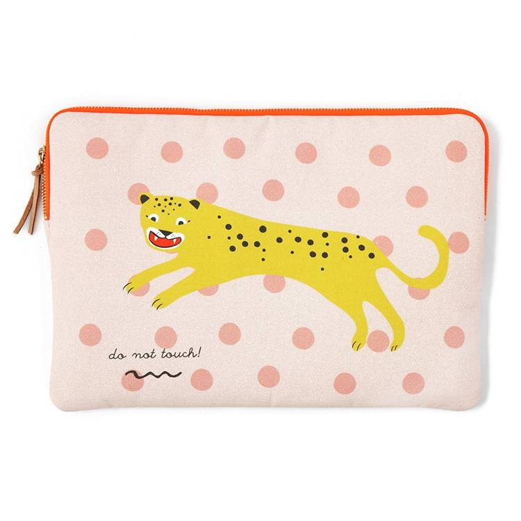 "LEOPARD 13"" LAPTOP SLEEVE"