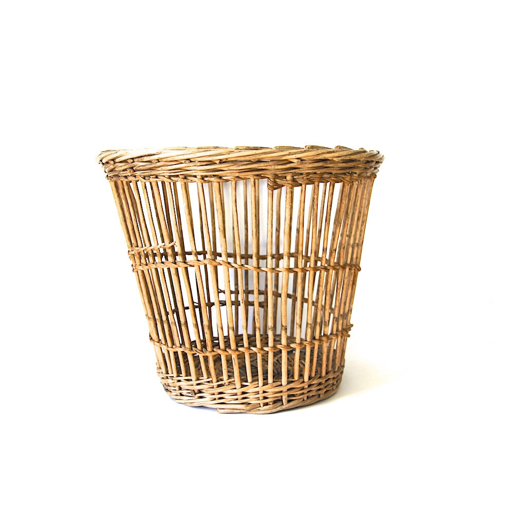 French Vintage Wicker Basket $88.84