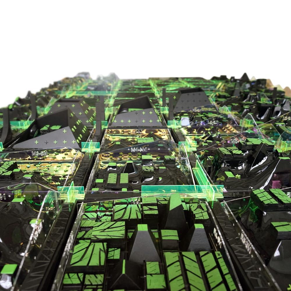 Post Carbon City -
