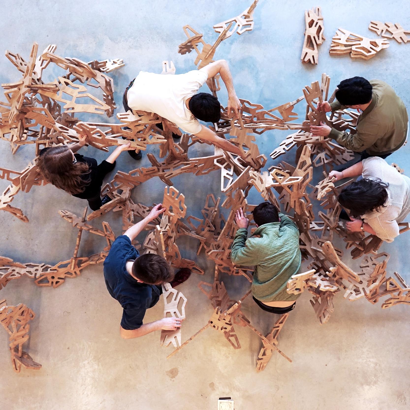 urban tangle -
