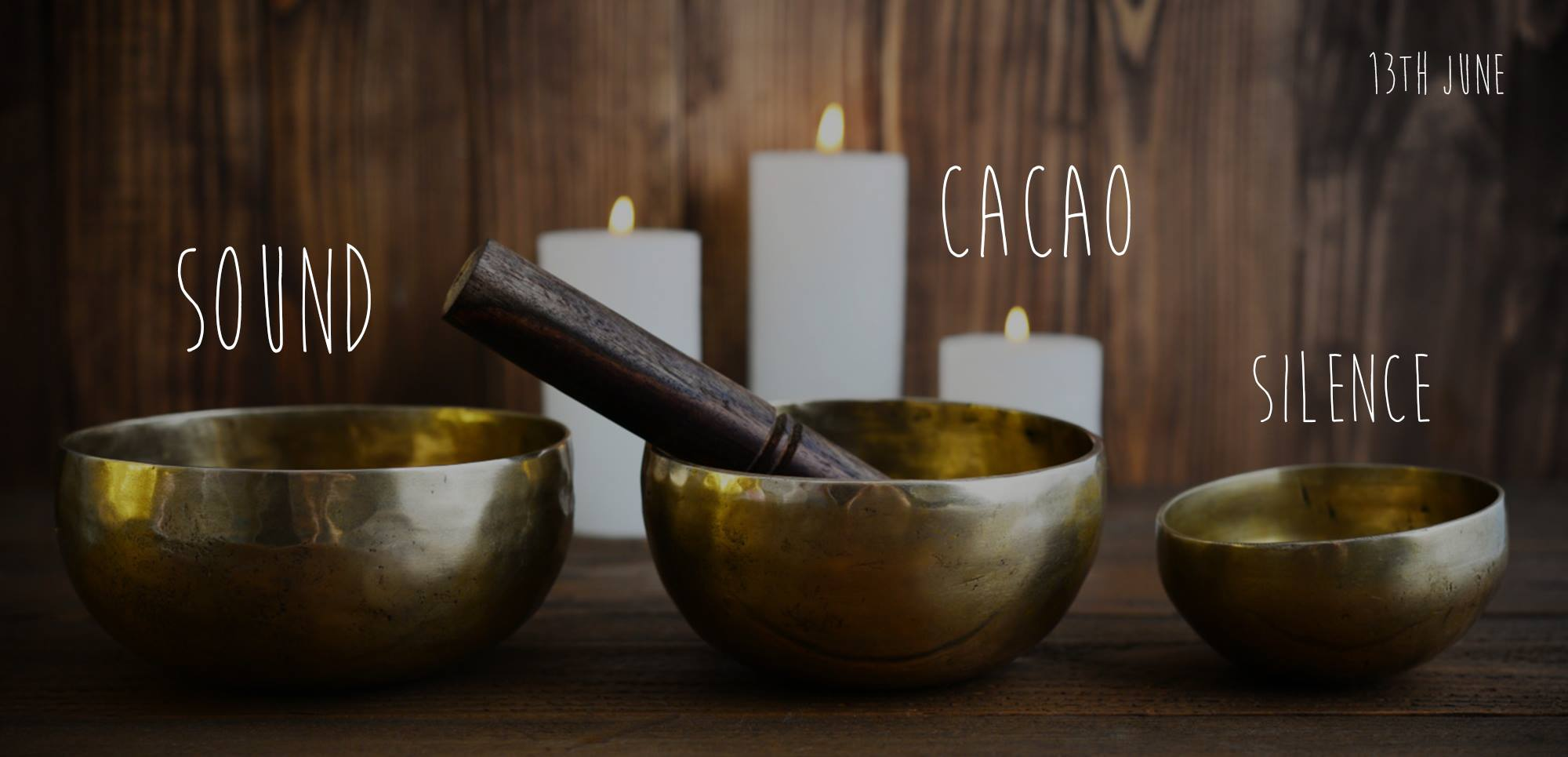Dear Familia,  On June 13th  Primal and  Coração de Cacau invite you for an intimate midweek sound. cacao. and silence. gathering to practice deep inner listening at Wozen Studio. We will be bathed in sound waves and take our time as we move and dance our bodies and our instruments from a place of empty inner space.  In the world we live in today, silence is threatened by incessant talk and chatter which undermines music but also leads us to a state of confusion as we detach from what is really our own souls sound and rhythm. It is through this deep inner listening that we are able to express and create from the inside out, and truly hear and share a piece of what our soul whispers within. This is because in silence our experience of the world recedes and our feeling of isolation and our interior being increases.  Sound without silence would be noise, and silence without sound would leave us in an empty voice. Without the alteration between sound and music there would be no rhythm. Dance is a prayer with intention, and we invite you to join us as we are blessed with beautiful cacao heart opening medicinal from the Trinidadian jungle to bring us energy of abundance and plenitude and support us in co-creating a free and aware space to experience our inner natural love, meditate to the sound of our inner body whispers and be conducted into a state of loving transe.  ♥ -- ♥ --♥ -- ♥ --♥ -- ♥ --♥ -- ♥ --♥ -- ♥ --♥ -- ♥ --  How?  18.30pm Arrive to ground in, clear our energy fields from the work week and sit in silence as we feel into the energies present within our bodies.  19.00pm  Silent and sacred cacao ritual with Momo. Sat in a circle we will collectively hold space for the medicinal plant and our own inner being with our full presence. Filipe will then bathe us in a gong bath as the medicine travels through our bodies.  19.45pm Anna Maria will then take us through a movement journey awakening parts of our body to the dance of our inner silence.  20.00pm  Miguel and