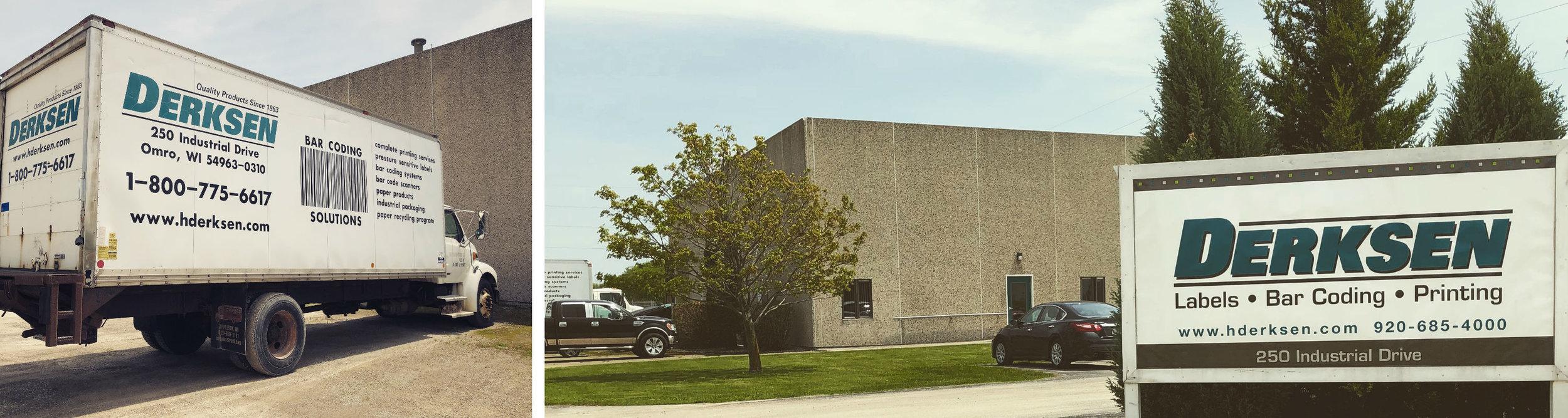 Derksen Co. facility in Omro, Wisconsin