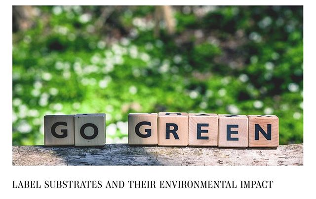 🌳 Link on bio 🌲 As promised, we're covering some of the biggest topics in #sustainablelabels and #ecopackaging. This week's featured #post is all about #label #substrates and their #environmentalimpact. . . . This is the first in a series of #blog posts we'll be sharing that talk about #ecofriendly #packaging concepts and approaches to greater #sustainability and #transparency in the #labeling industry. . . . Along with our blog features, we're looking to #expand #sustainable options for our customers and offer new ways to incorporate #ecominded solutions to #branding and #labeldesign. Stay tuned for more!