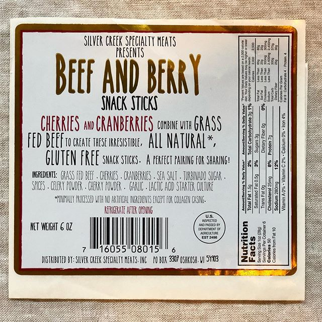Check out this @silver_creek_specialty_meats #customlabel 👏👏👏 and keep your eye out for a new #blog coming soon to the Derksen Co. site about our #customdesign options! . . . #derksenco #label #labels #labeling #labelmanufacturing #meatandcheese #specialtymeats #meat #snack #snacks #foodlabels #labelsnack #custommade #oshkosh #wi #wisconsin #wiscolife #wisconsinmade #local