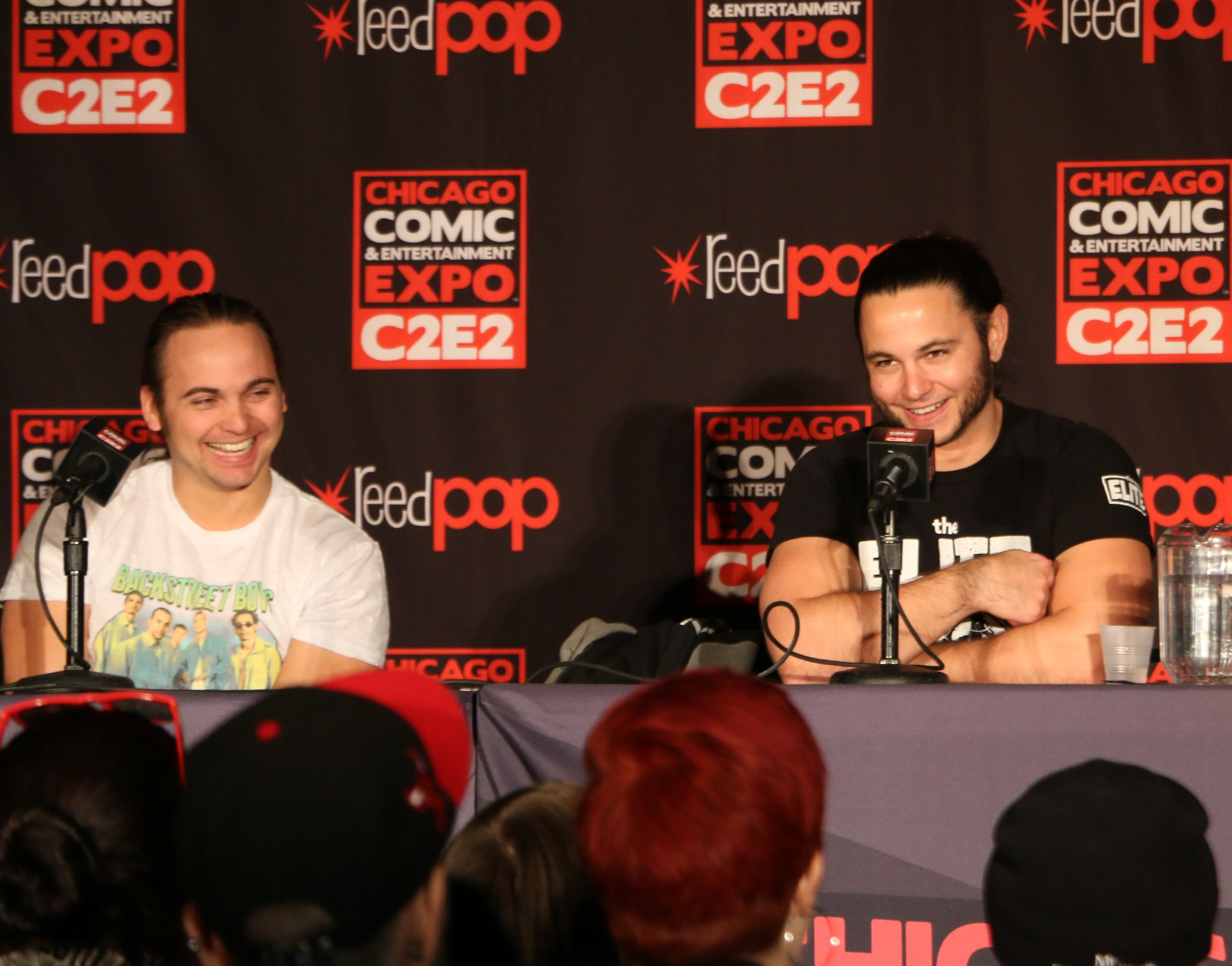 The Young Bucks share a laugh about a fantasy match with the MegaPowers.