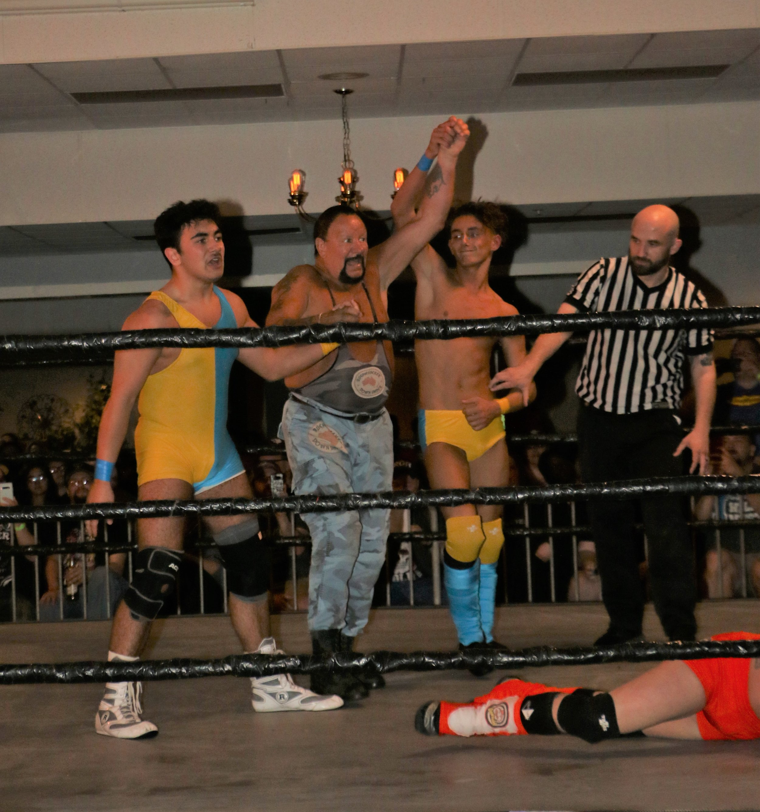 Your winners: Bushwhacker Luke and the Princes of the Universe!