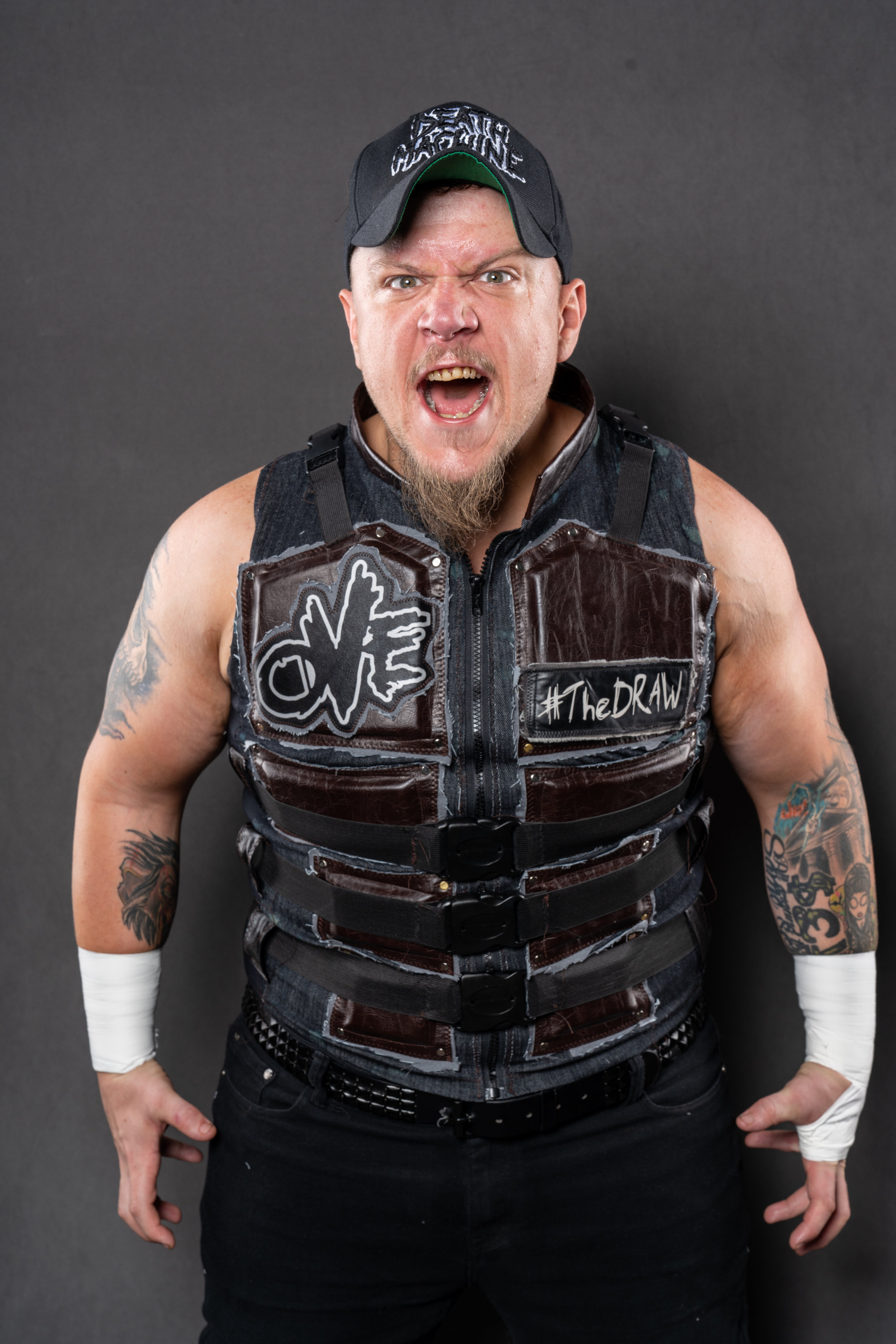 """Sami Callihan says Chicago has become his """"second home"""" in recent years. He will return to the area for IMPACT Wrestling's """"Bound For Glory"""" pay-per-view at Odeum in Villa Park on October 20.  (Photo courtesy IMPACT Wrestling)"""