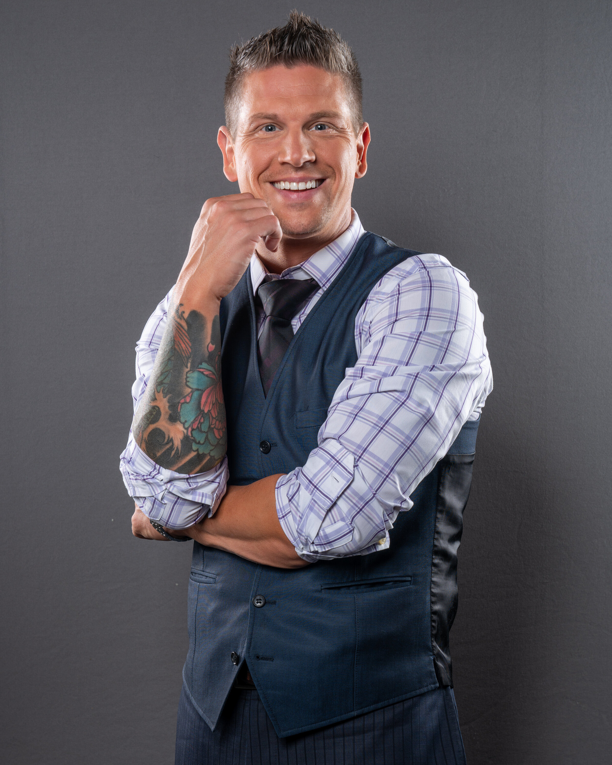 "IMPACT Wrestling announcer Josh Mathews, who grew up near Chicago, returns to the area to broadcast IMPACT Wrestling's ""Bound For Glory"" on Oct. 20.  (Photo courtesy IMPACT Wrestling)"