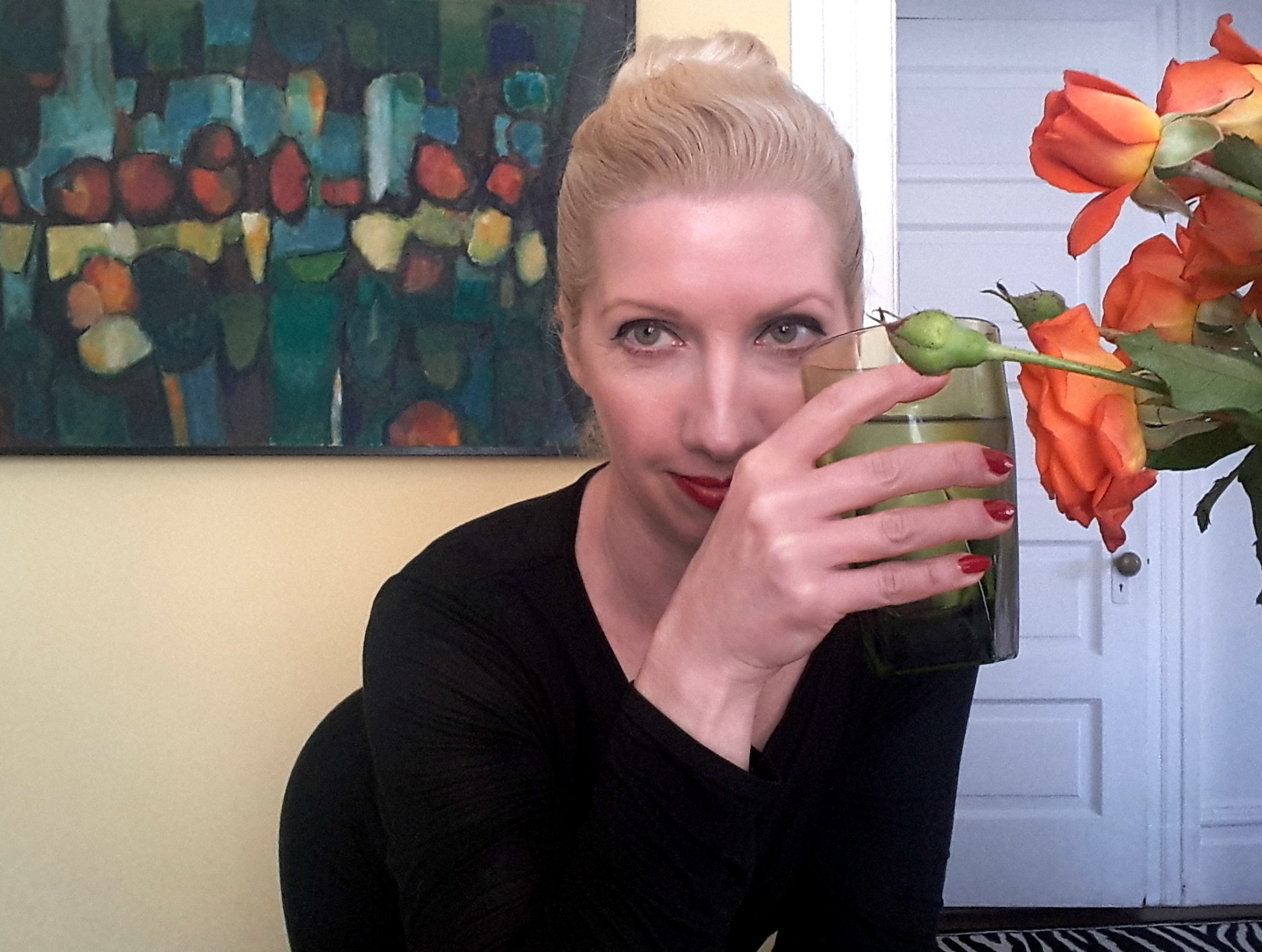 Marci+Bowman-drinking-with-roses.jpg