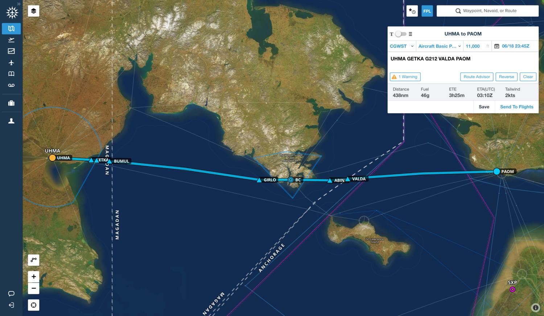Iceland Flight Logs Of Single Engine Solo Circumnavigation