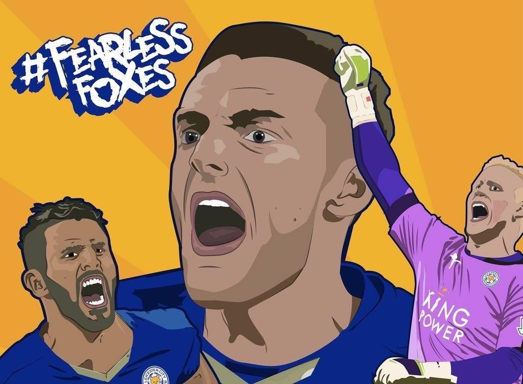 #FearlessFoxes - Puma x LCFC