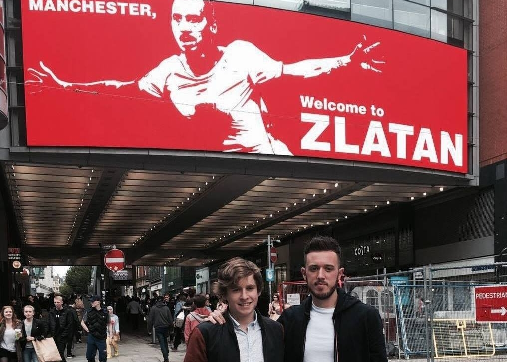 Welcome to Zlatan - Manchester United