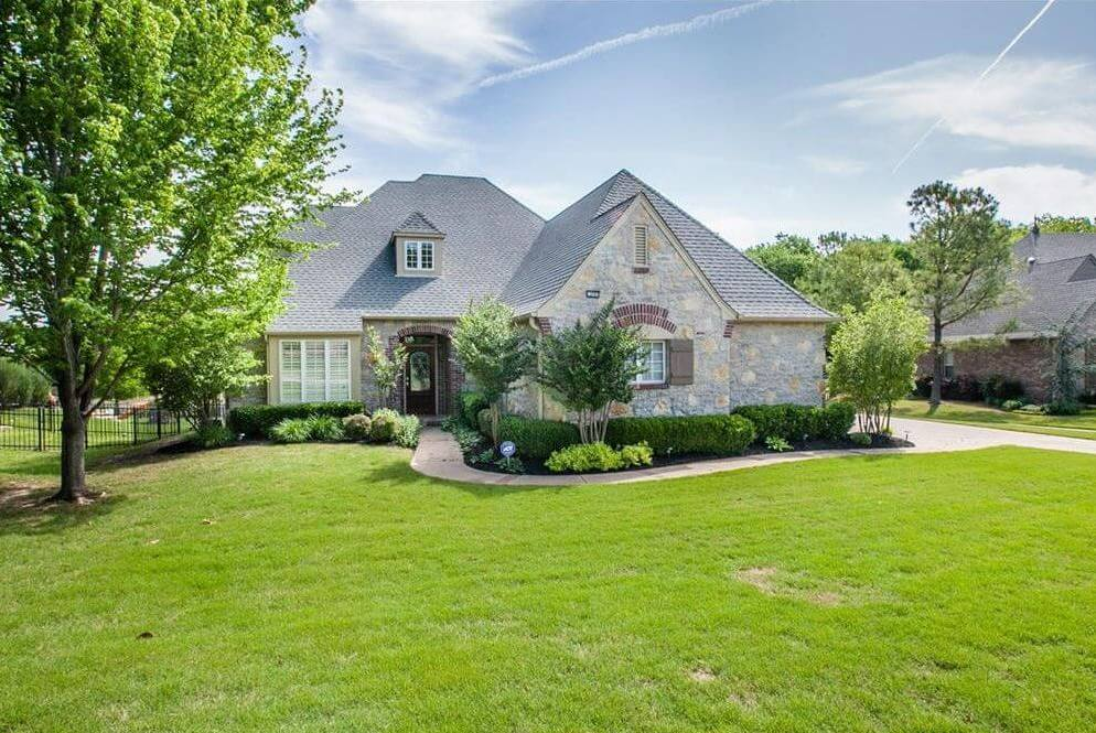 12507 S 15th Ct, Jenks, OK 74037 - SOLD FOR $360,000
