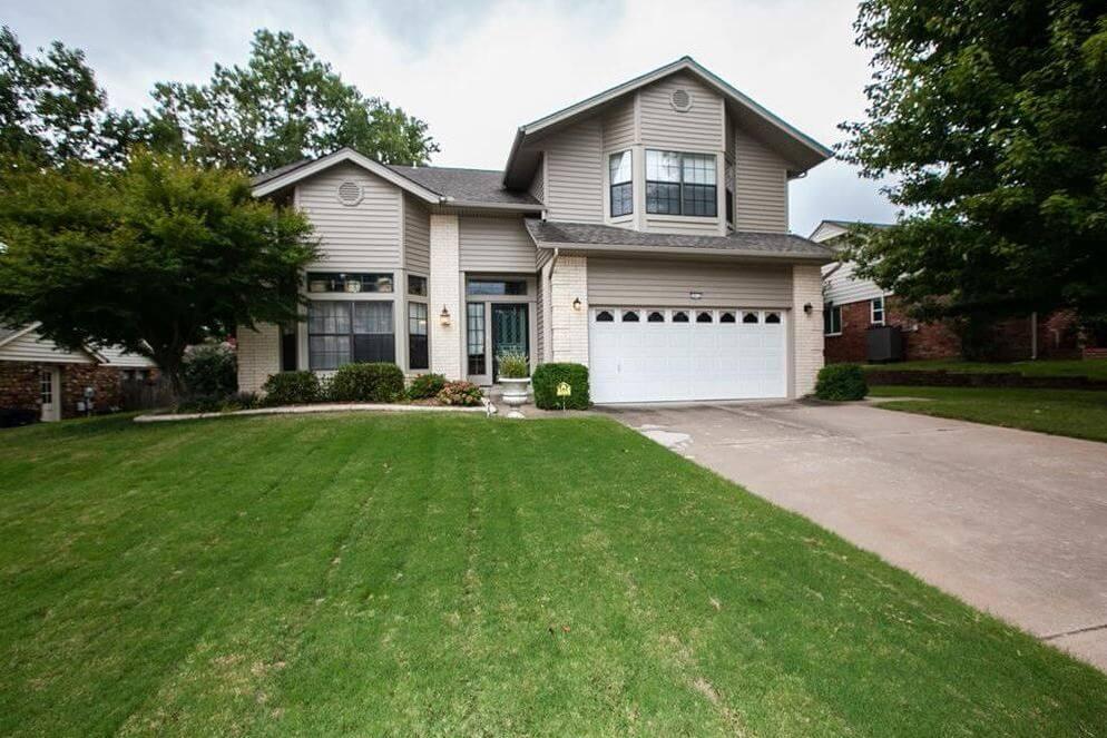 7012 E 100th St, Tulsa, OK 74133 - SOLD FOR $195,000