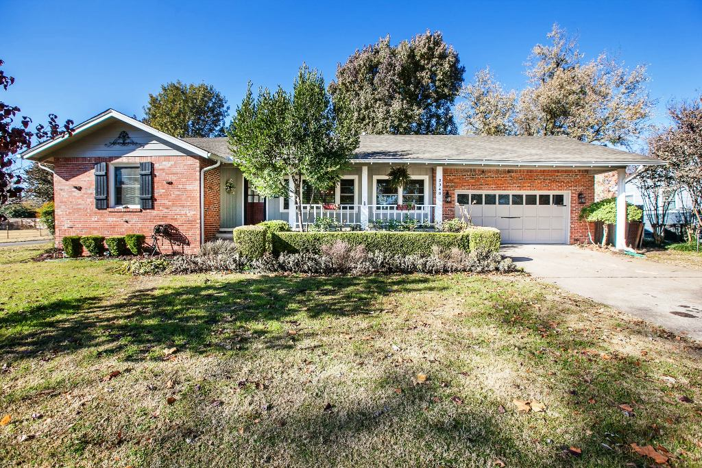 2348 S. College Ave. - Tulsa, OK 74114 - SOLD FOR $285,000