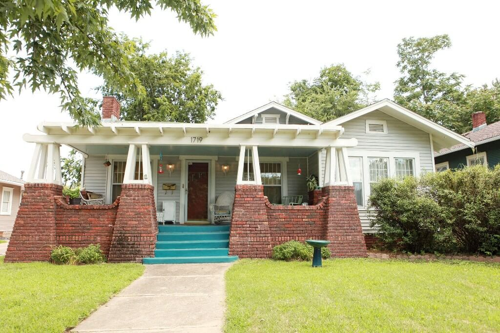 1719 S. Cincinnati Pl, Tulsa, OK 74119 - SOLD FOR $298,000