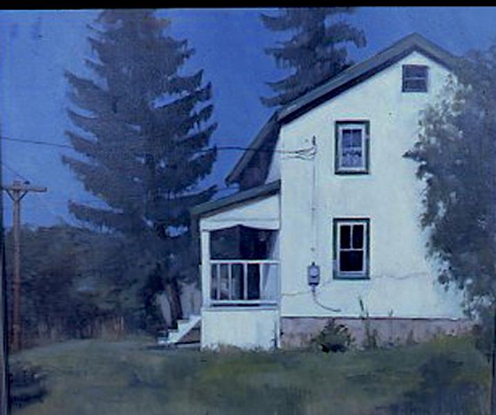 Hazelton House