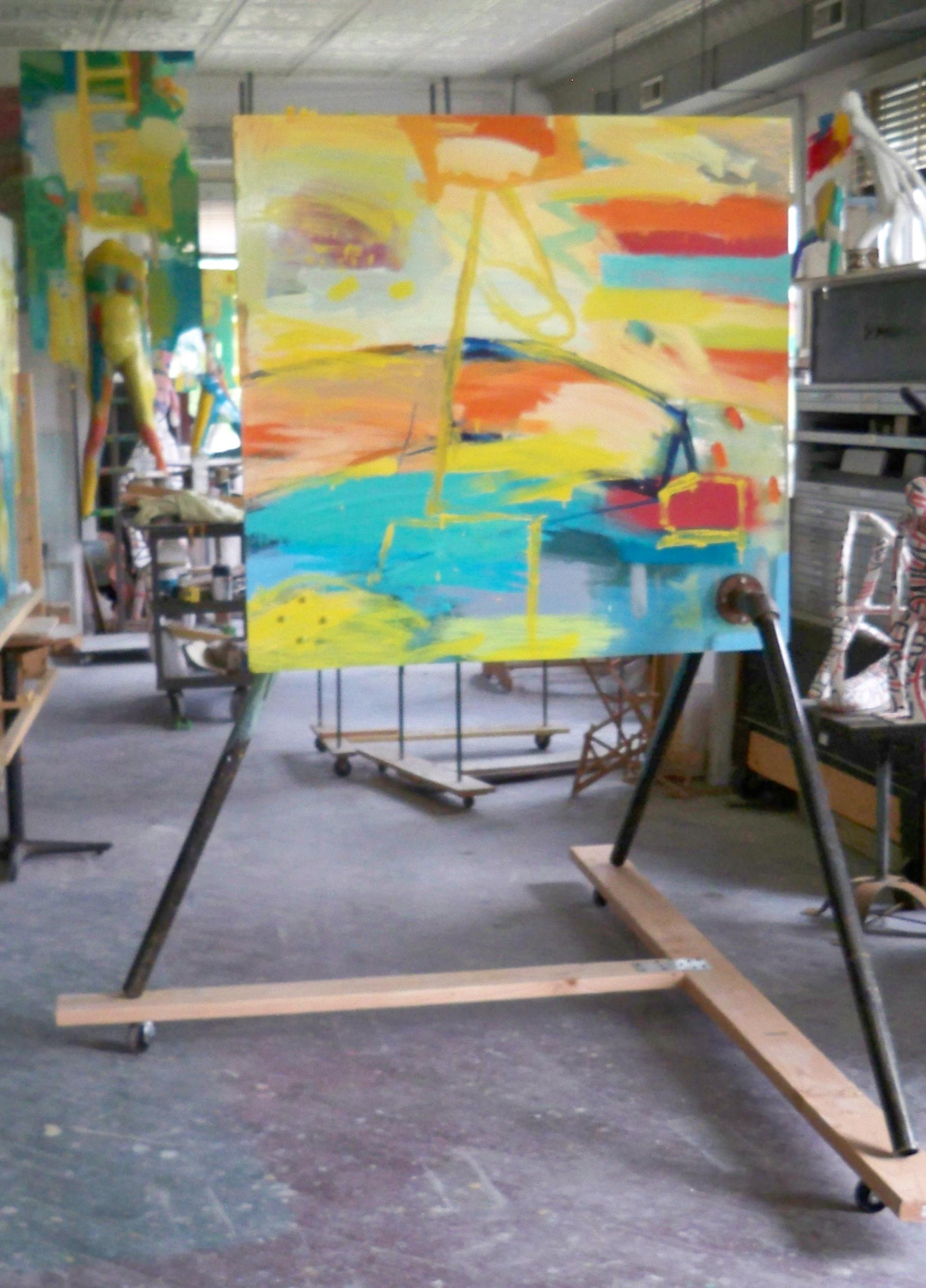 """""""Walking Painting"""""""