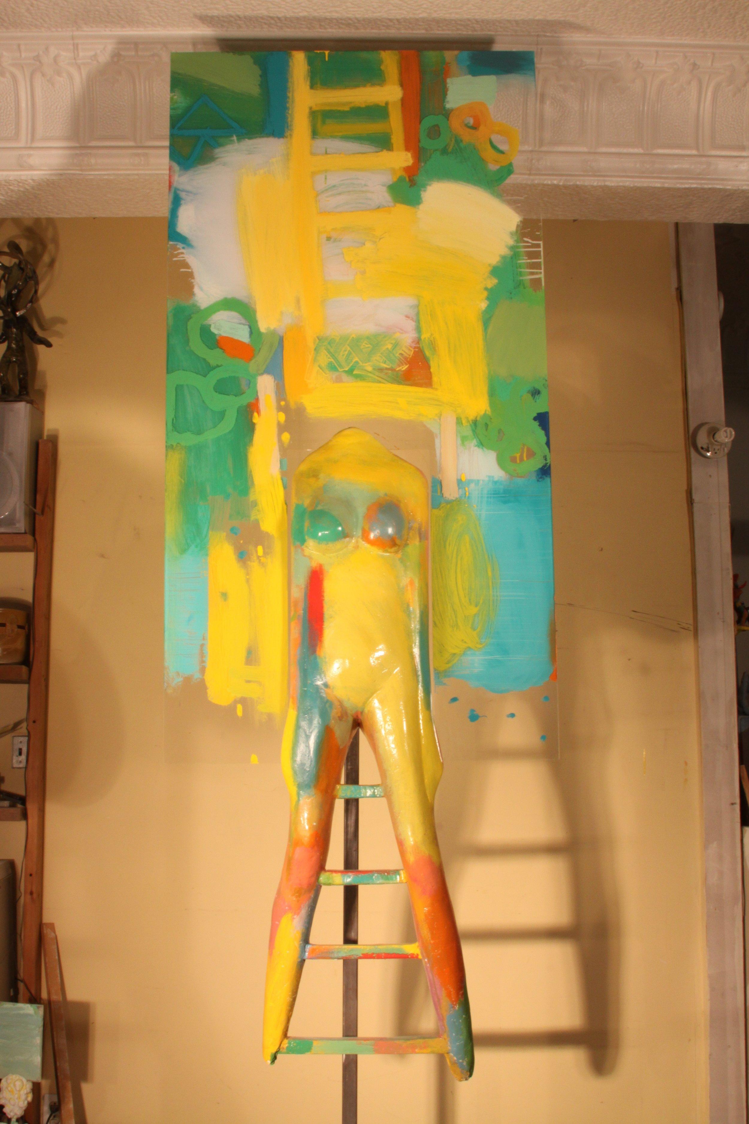 Ladder Folk II