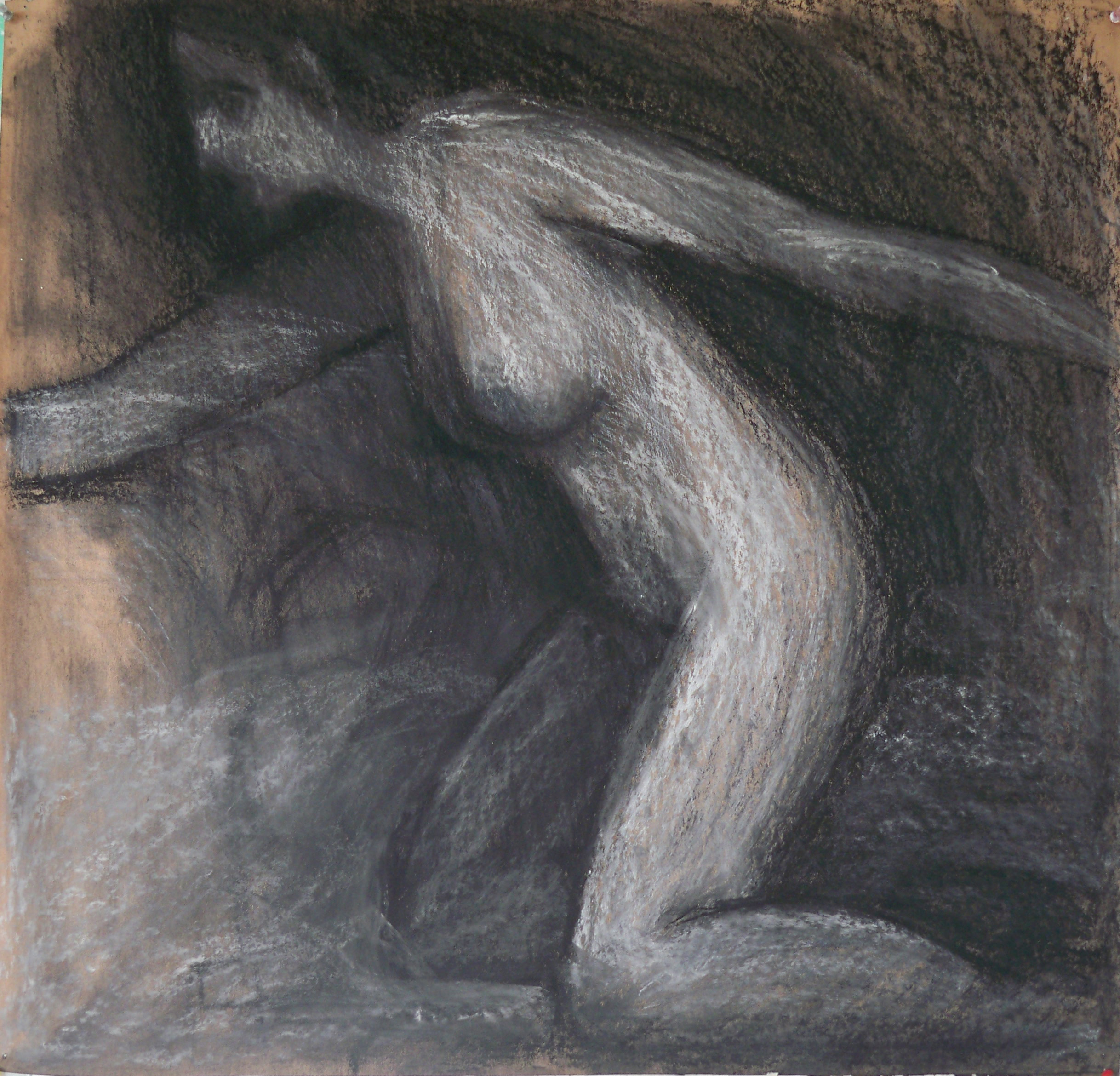 Woman Swinging Her Arms