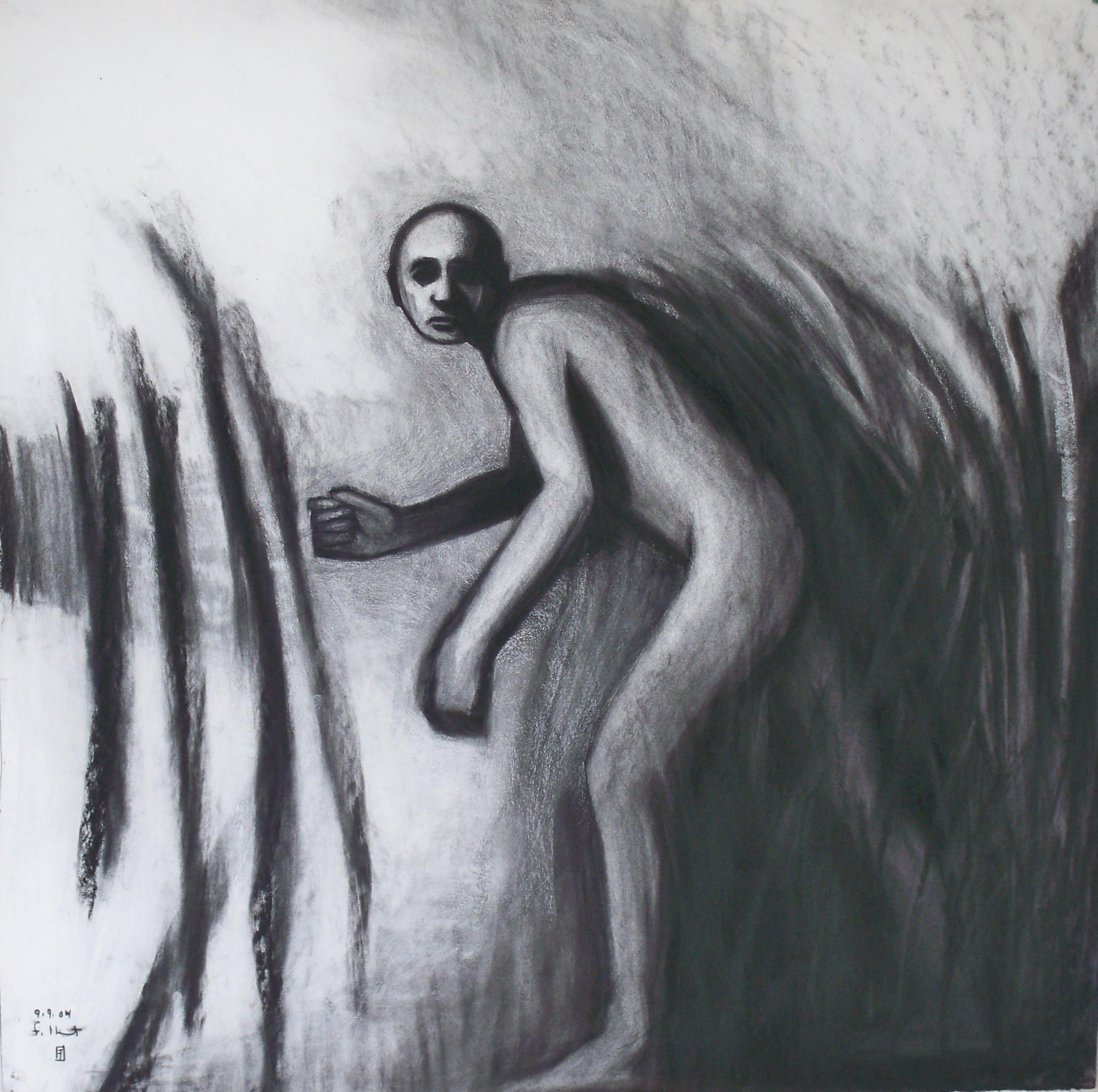 Man in a Desert II