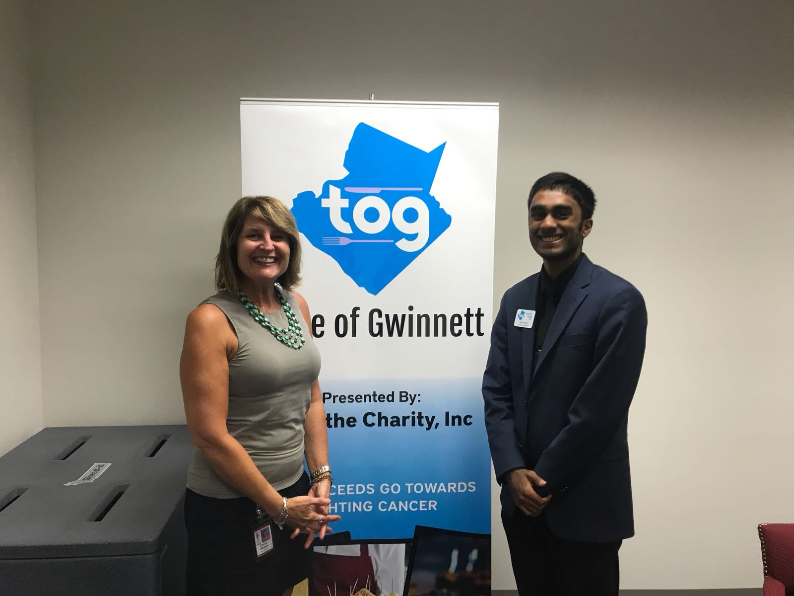 Meeting with Donna Zimmer and Aaron Lupuloff (Gwinnett County)