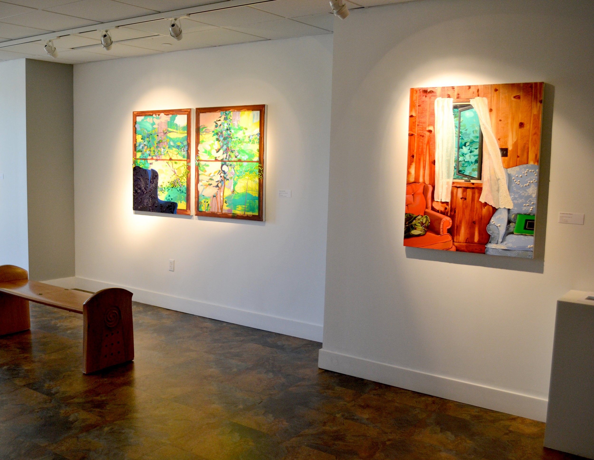 Fall Resident Exhibition, The Bascom: A Center for Visual Arts, Highlands, NC