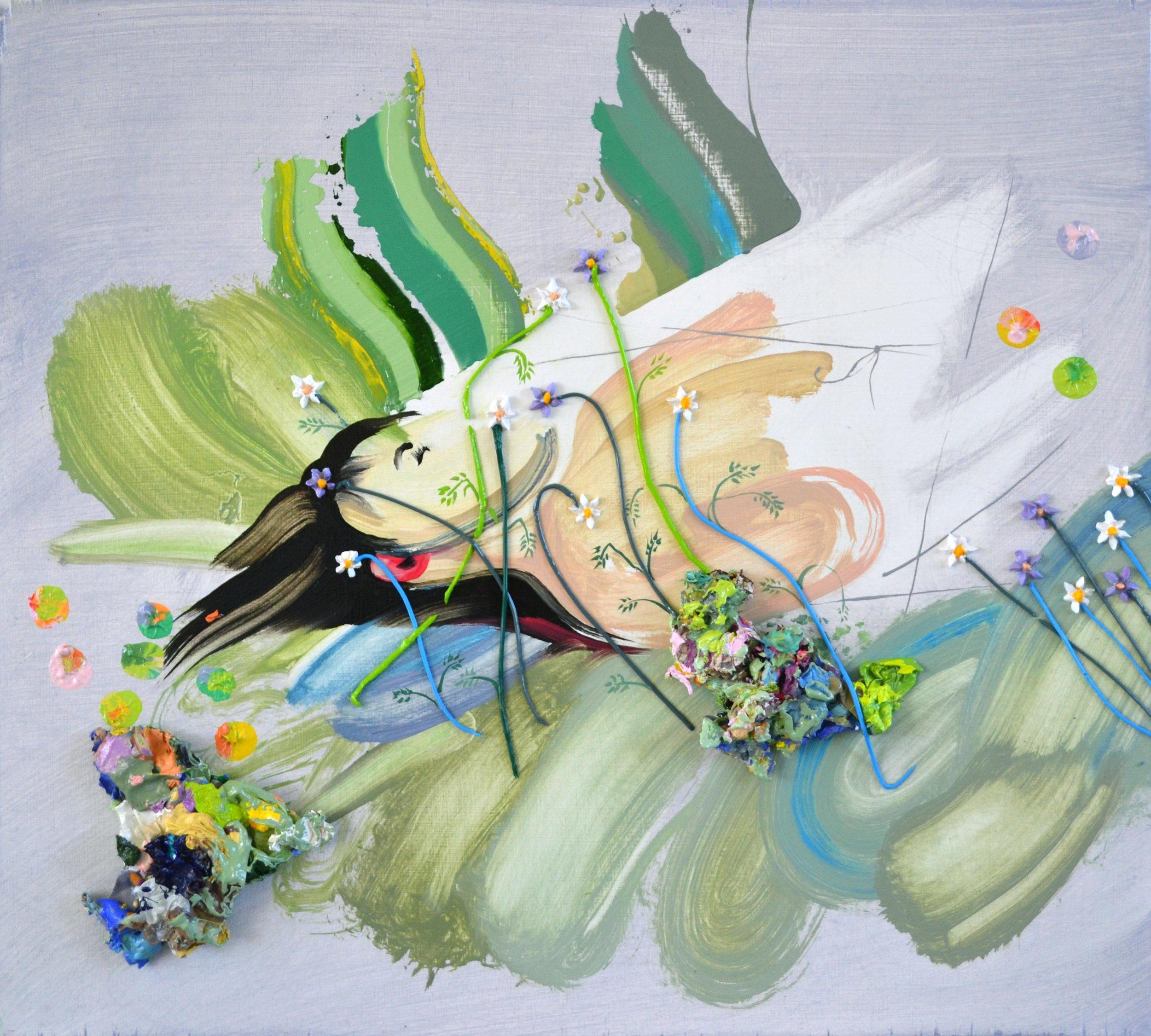 Untitled (After Wyeth)