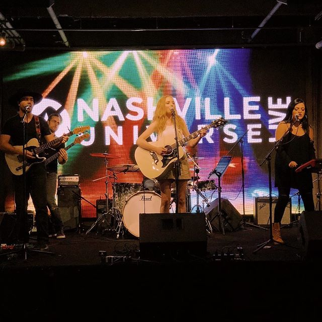 had so much fun playing at @nashville_underground 💛 thanks to everyone for coming out!!