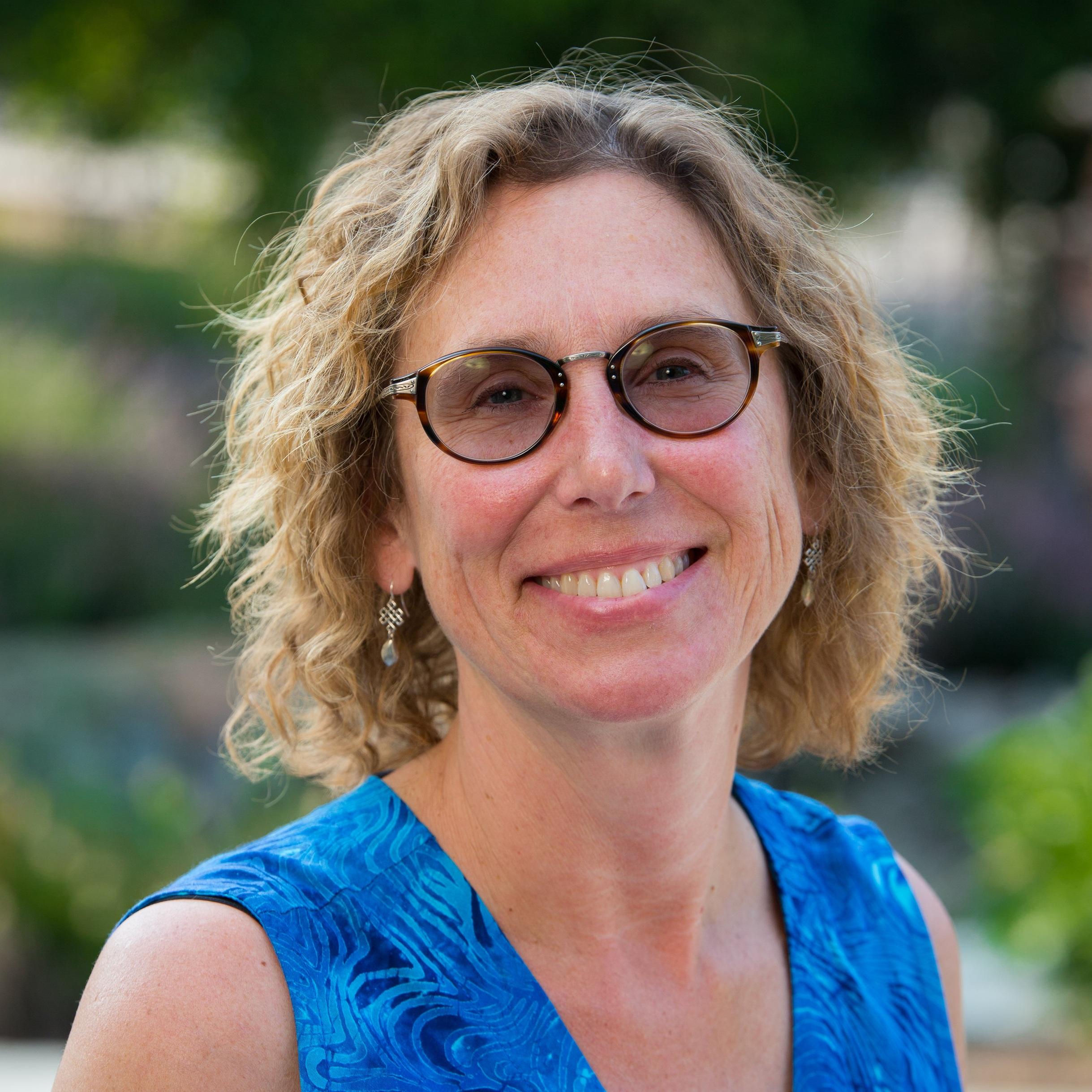 Asha Rehnberg - CFO / HR