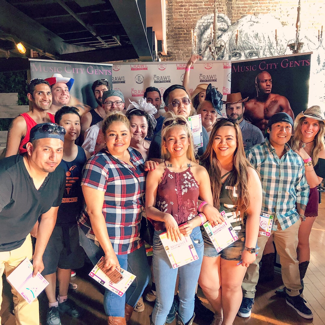 Nashville Scavenger Hunt Bar Crawl Tour