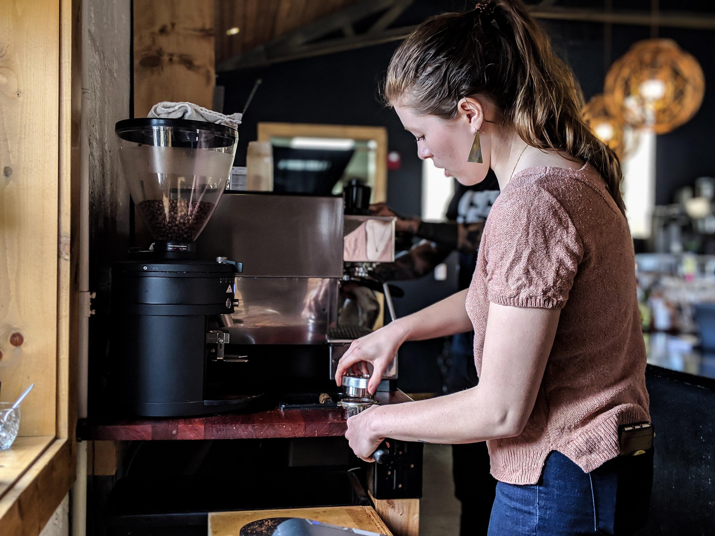 nashville coffee shop