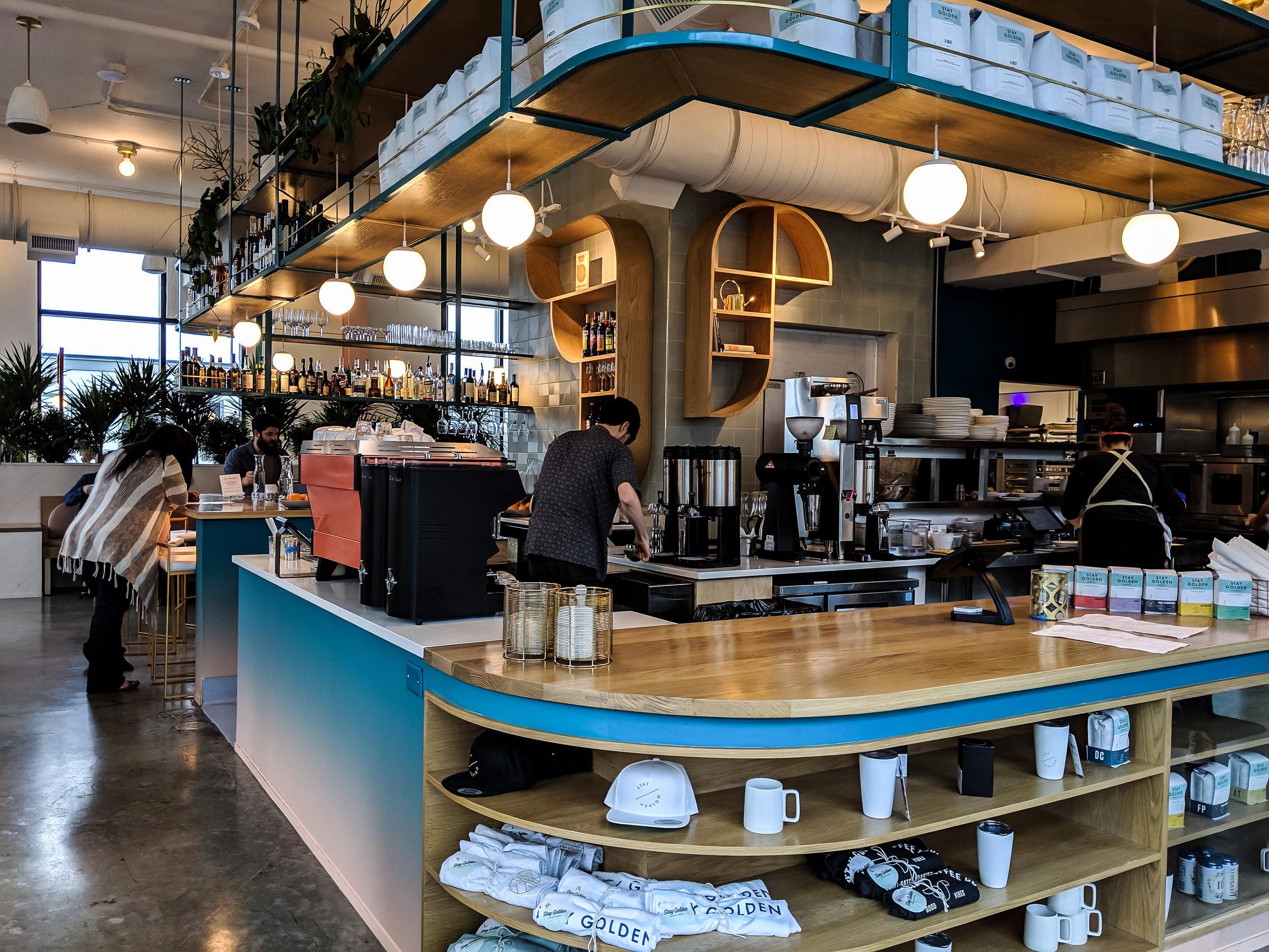 coffee shop nashville tn